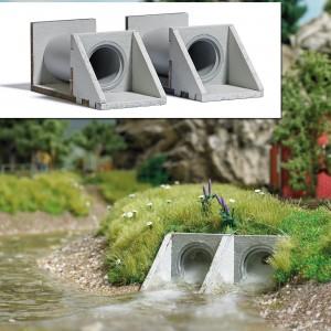 Busch 7891 Canalisations d'eau