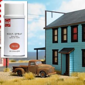 Busch 7010 Spray effet rouille aérosol