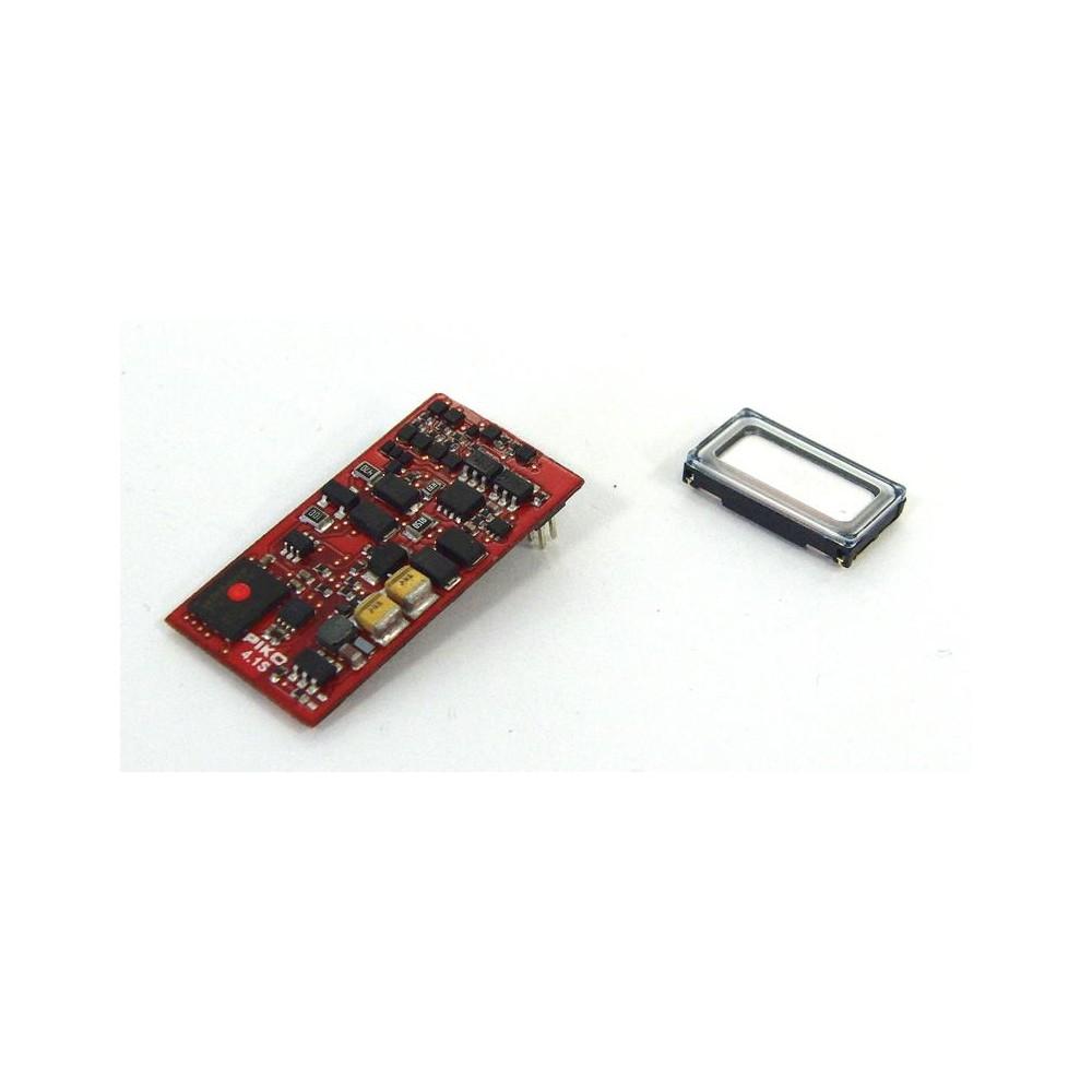Piko 56427 Décodeur sonore 4.1, pour BB 60000