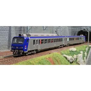 Piko 96433 Autorail électrique SNCF, Z2 Z 7501, rénové livrée TER, digital sonore