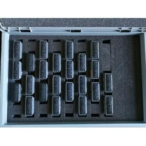 BR-LA-HO-PO Set de 10 Boîtes de rangement en large pour trains électriques HO