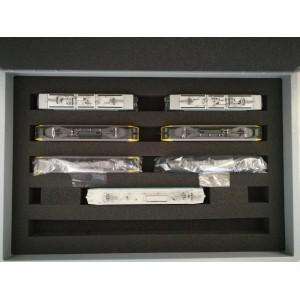BR-LO-HO Boîte de rangement en long pour trains électriques HO