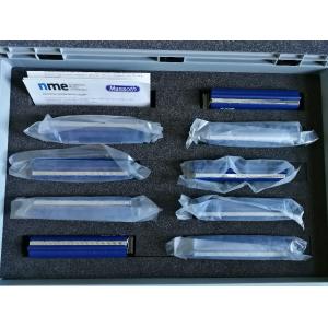 BR-LO-HO-PO Set de 10 Boîtes de rangement en long pour trains électriques HO