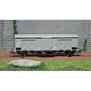 Roco 76600 Wagon couvert, FS, avec toits pentus