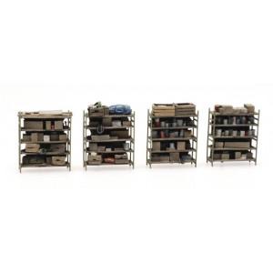 Artitec 387.434 Etagères, racks de rangements