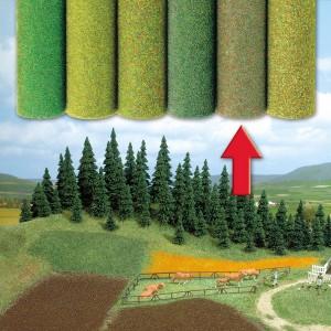 Busch 7224 tapis fibre sol de forêt, brun automnal 100x80