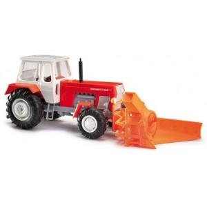 Busch 42846 Tracteur ZT303 avec fraise à neige