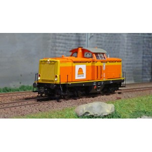 Marklin 39214 Locomotive diesel série 212, Colas Rails, digitale sonore, 3 Rails