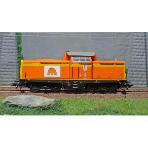 Marklin 39214 Locomotive diesel série 212, Colas Rails, digitale sonore, 3 Rails