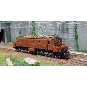 Trix 22968 Locomotive électrique série Fc 2x3/4, CFF, digitale sonore