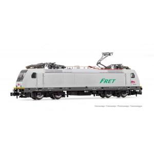 Arnold HN2497D Locomotive électrique classe 186, SNCF, FRET, digitale