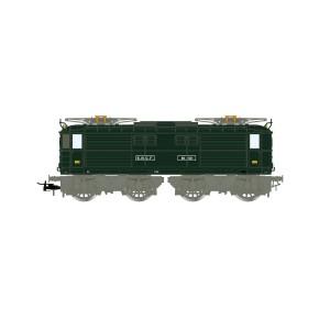 Jouef HJ2384S Locomotive électrique BB 1500, SNCF, livré vert, digital sonore