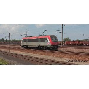 Jouef HJ2398S Locomotive électrique BB 36012, SNCF, livré rouge / gris, Yutz, digital sonore