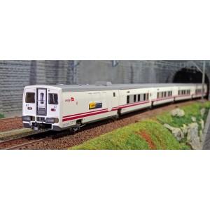 "Electrotren E3284 Set de 6 voitures Talgo ""Elipsos"", RENFE / SNCF"