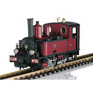 LGB 20782 Locomotive à vapeur N°36 M.T.V.