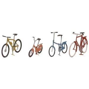Artitec 387.01 Set de 4 vélos modernes