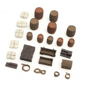 Artitec 387.62 Accessoires navire, tonneaux, sacs, cordages