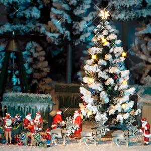 Busch 5411 Sapins de Noël