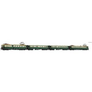 Roco 72065 Autorail Unité multiple eléctrique «Blokkendoos», NS, digitale sonore
