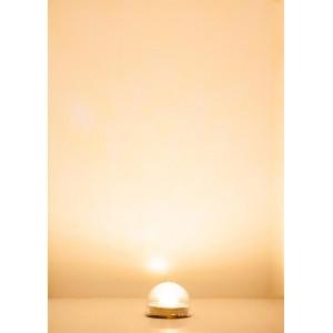 Faller 180667 Culot d'éclairage à LED, blanc chaud