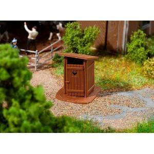 Faller 180988 Maquette, Toilettes extérieurs, Fosse d'aisances