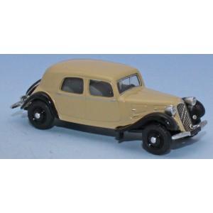 SAI 6161 Citroën Traction 11A 1935, beige maintenon et noire