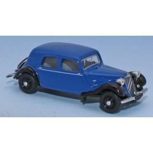 SAI 6162 Citroën Traction 11A 1935, bleu franc et noir