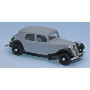 SAI 6163 Citroën Traction 11A 1935, gris et noir