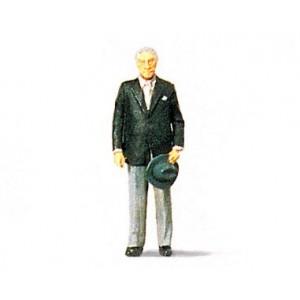 Preiser 28027 personnages, Konrad Adenauer