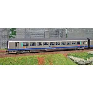 Piko 97105 Set de 2 Voitures Corail PACA, SNCF, 1ère et 2ème classe