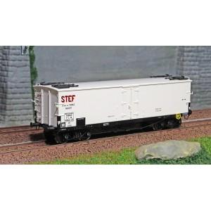 Ree modeles WB-579 Wagon TP FRIGO Origine, trappes à glaces, PLM, STEF, ep. II