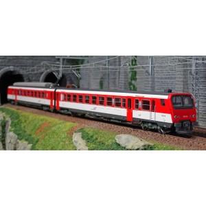 Piko 96427 Autorail électrique SNCF, Z2 Z9514, Région Rhône Alpes