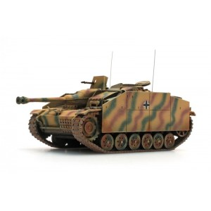Artitec 387.49-CM Char StuG III Ausf G Saukopf (1944) Camouflage