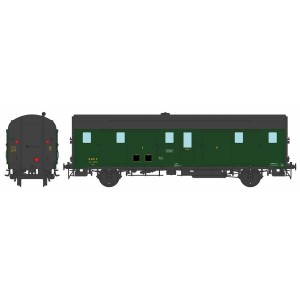 Ree Modeles VB336 Fourgon DEV 52, Porte Lanterne Ancien, SNCF, SUD-EST