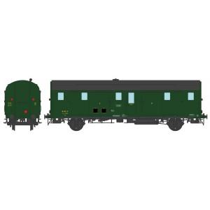 Ree Modeles VB340 Fourgon DEV 52, Porte Lanterne Moderne, SNCF, SUD-OUEST