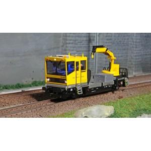 Viessmann 2620 Draisine diesel, Robel 54.22 avec grue motorisée, digital sonorisée