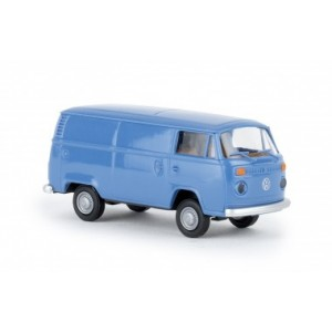 Brekina 33542 Volkswagen T2 fourgon, bleu brillant