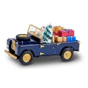 Schuco 452646800 Land Rover Noël cabriolet