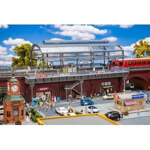 Faller 120580 Maquette, Station de RER