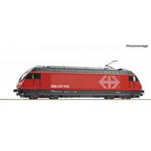 Roco 70661 Locomotive électrique 460 068, SBB-CFF-FFS, digitale sonore