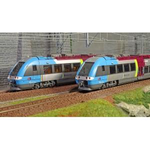 LS Models 10094 Autorail AGC Z 27500, Pays de la Loire