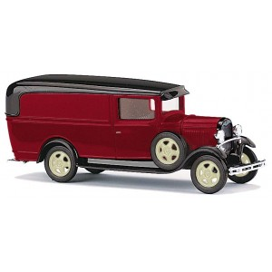 Busch 47732 Véhicule Ford Modèle AA, rouge