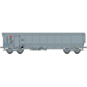 Ree modeles Sud-Express WBSE-011 Wagon Tombereau TAMS, gris, Bogie Y25, ERMEWA