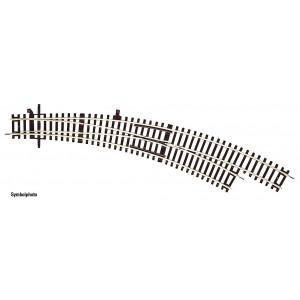 Rocoline 42473 Aiguillage courbe à droite BWr3/4
