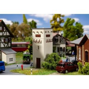 Faller 120268 Maquette, Petite sous-station avec toit en terrasse