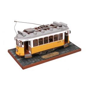 OcCre 53005 Tram Lisboa 1/24 kit construction bois métal