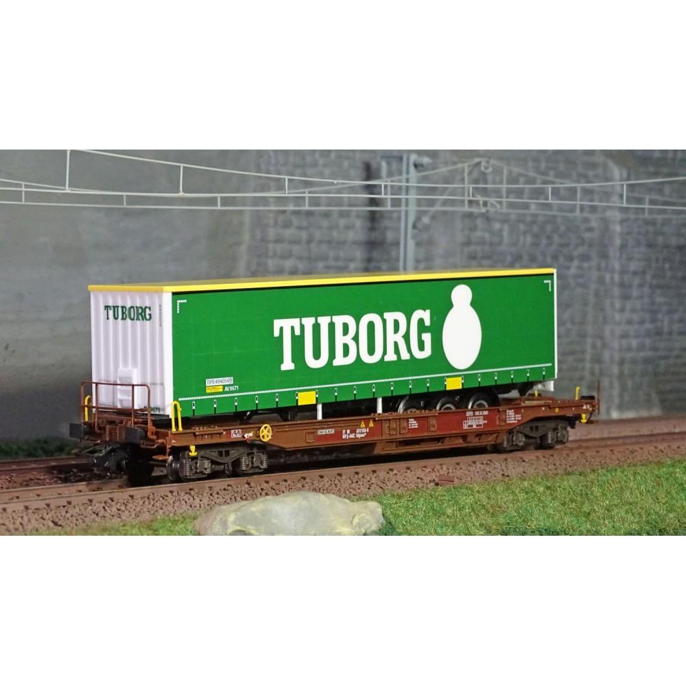 "Marklin 47113 Wagon poches ""Tuborg"", AAE"
