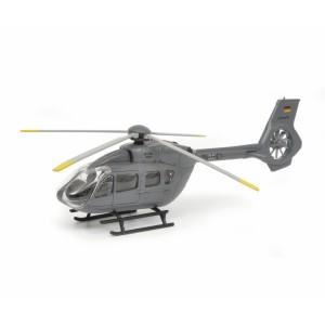 """Schuco 452643700 Hélicoptère Airbus H145M """"KSK"""", gris"""