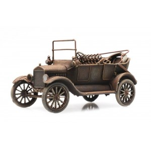 Artitec 487.601.04 Ford T épave, RIP