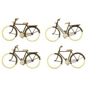 Artitec 387.27 Set de 4 vélos allemands (1920-1960)